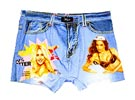 Cueca Boxer Jeans - Girls