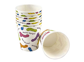 Party Cups W/ Risqué Messages - 6 copos pênis
